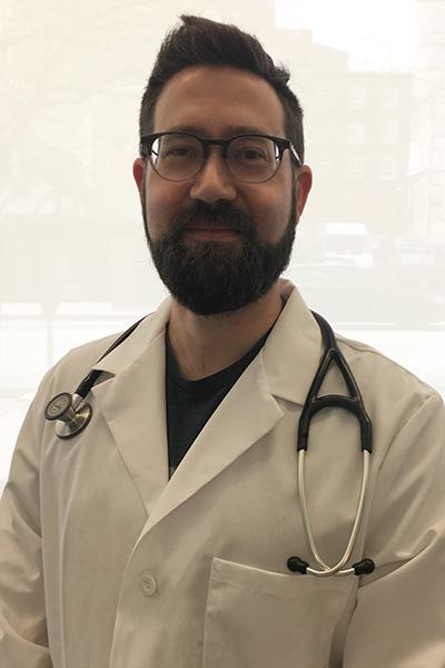 Dr. Nick Graham
